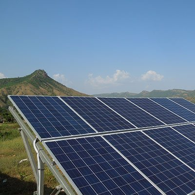 Novergy Solar Remote Power & Backup Power Systems
