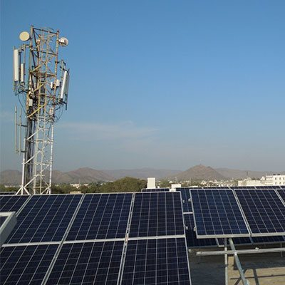 Novergy Solar Hybrid System and Microgrid Solutions