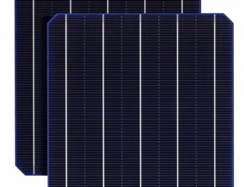 Solar busbar and fingers explained