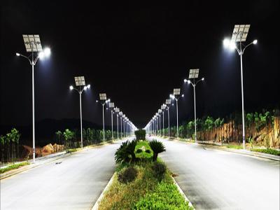Solar lighting system & Solar lighting system - Novergy Solar