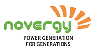 Novergy Solar Mobile Logo