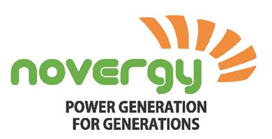 Novergy Solar Retina Logo