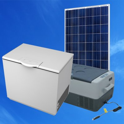 Novergy Solar Fridge