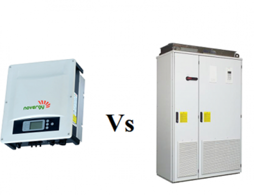 WHICH IS BETTER – SOLAR STRING INVERTER Vs CENTRAL INVERTER