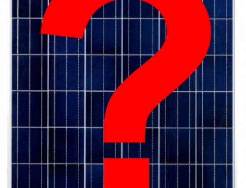 HOW TO CHOOSE THE RIGHT SOLAR PANEL