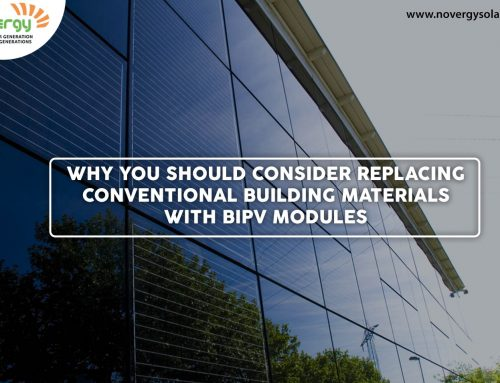 Why You Should Consider Replacing Conventional Building Materials with BIPV Modules