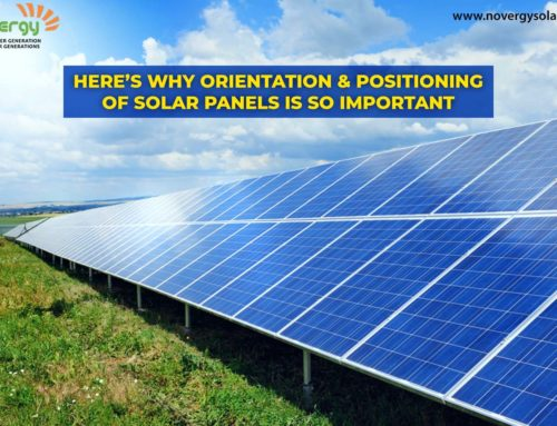 Here's why Orientation and Positioning of Solar panels is so Important