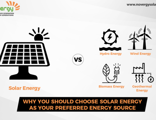 Here's Why You Should Choose Solar Energy as Your Preferred Energy Source
