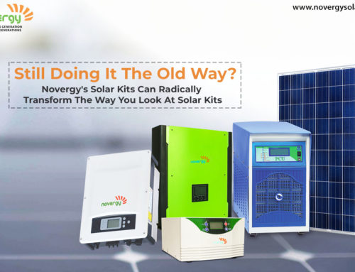 Still Doing It The Old Way? Novergy's Solar Kits Can Radically Transform The Way You Look At Solar Kits.