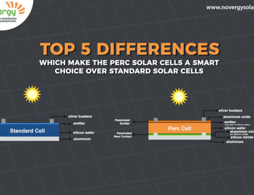 Top 5 differences which make the PERC solar cells a smart choice over standard solar cells