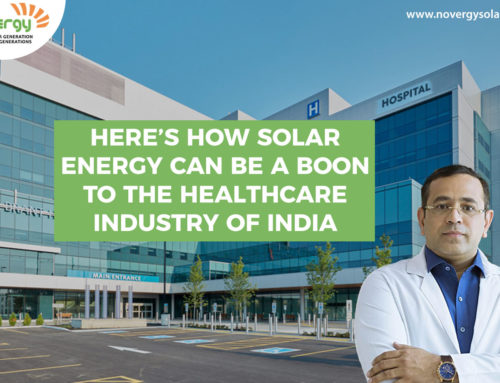 Here's how solar energy can be a boon to the healthcare Industry of India