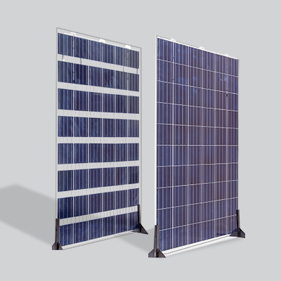 solar bipv module - Double Glass PV Crystalline Series