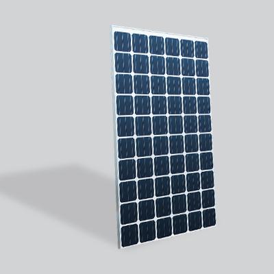 módulo solar-monocristalino MCA off grid série pequena