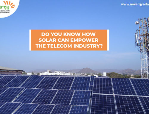 Do you know how Solar can empower the telecom industry?