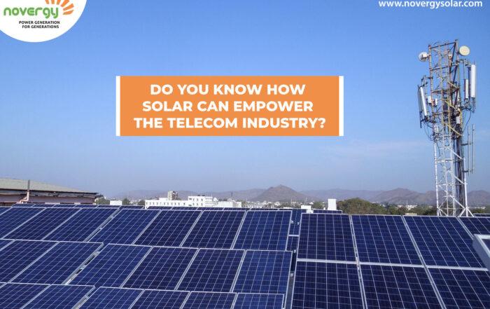 best solar telecom solutions providers