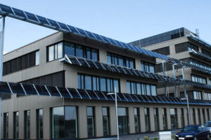 BIPV is an efficient solution to the sustainability problem