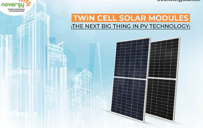 Twin cell solar modules – the next big thing in PV technology