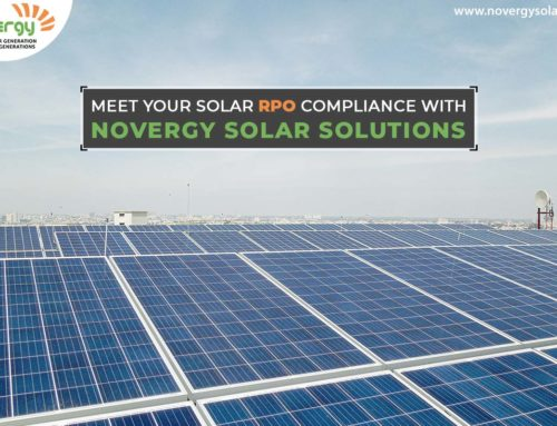 Meet your solar RPO compliance with Novergy Solar solutions