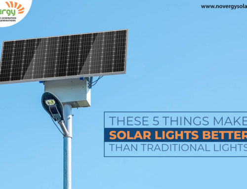 These 5 things make solar lights better than traditional lights