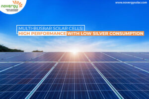 Multi-busbar solar cells: High performance with low silver consumption
