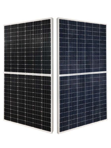 Solar Twin Cell (Half-cut) PV Module