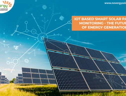 IoT Based Smart Solar Panel Monitoring – The Future of Energy Generation