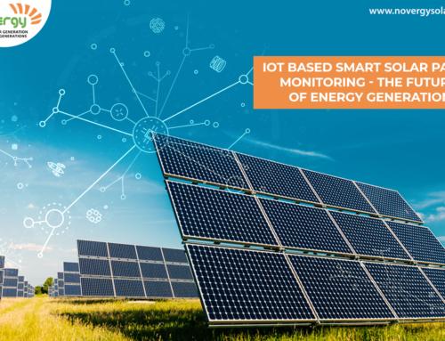 IoT Based Smart Solar Panel Monitoring – The Future of Energy Generation