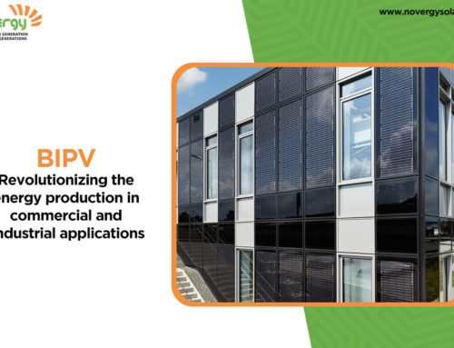 BIPV – Revolutionizing the energy production in commercial and industrial applications