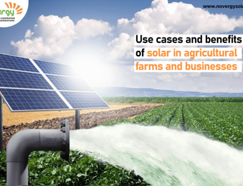 Use cases and benefits of solar in agricultural farms and businesses