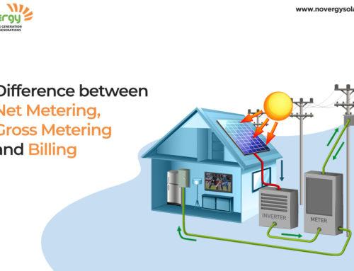 Difference between Net Metering, Gross Metering, and Billing